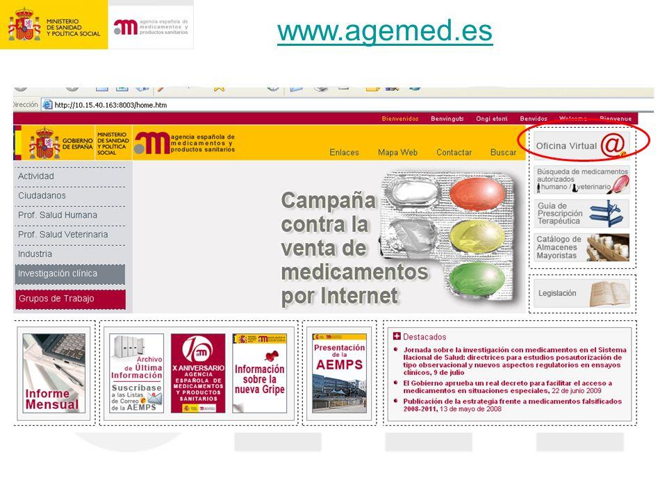 www.agemed.es 25