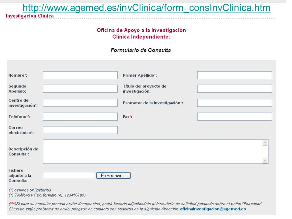 http://www.agemed.es/invClinica/form_consInvClinica.htm