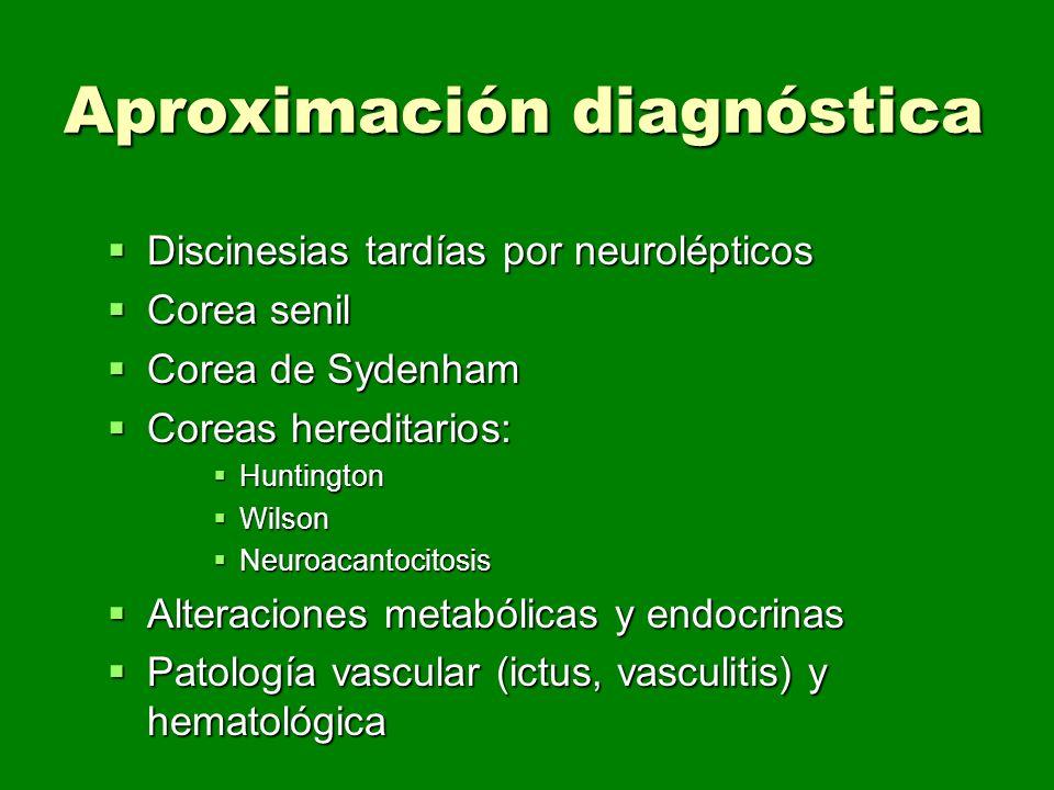 Aproximación diagnóstica