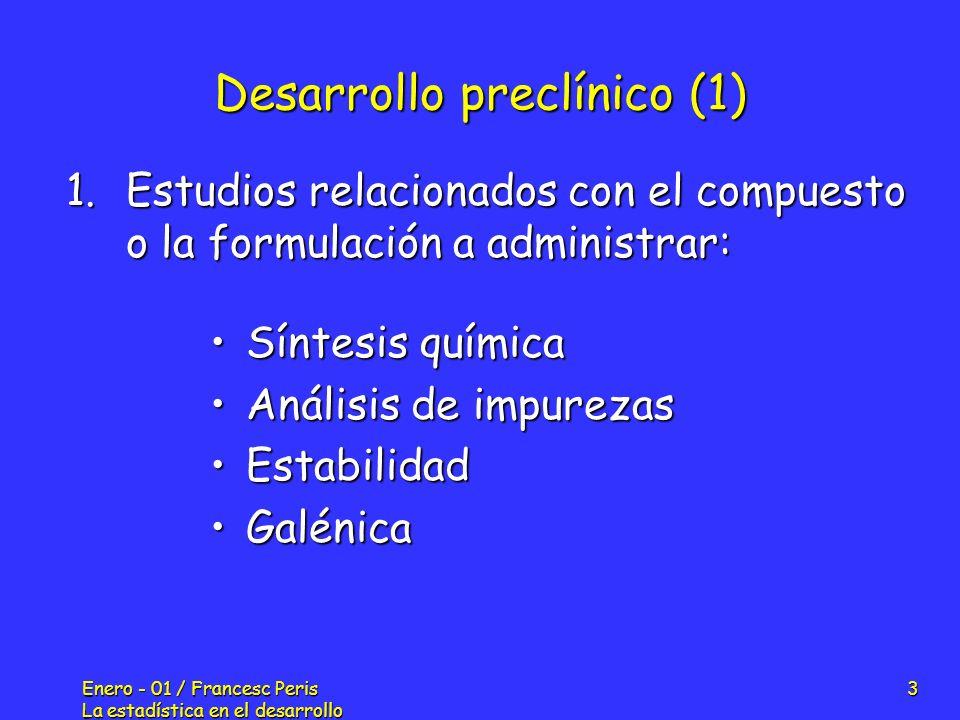 Desarrollo preclínico (1)