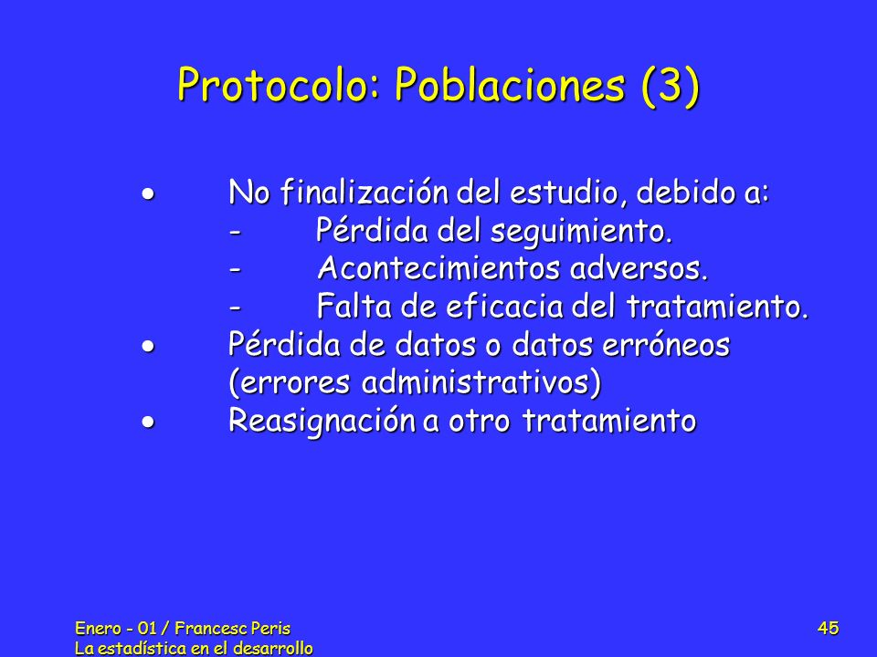 Protocolo: Poblaciones (3)