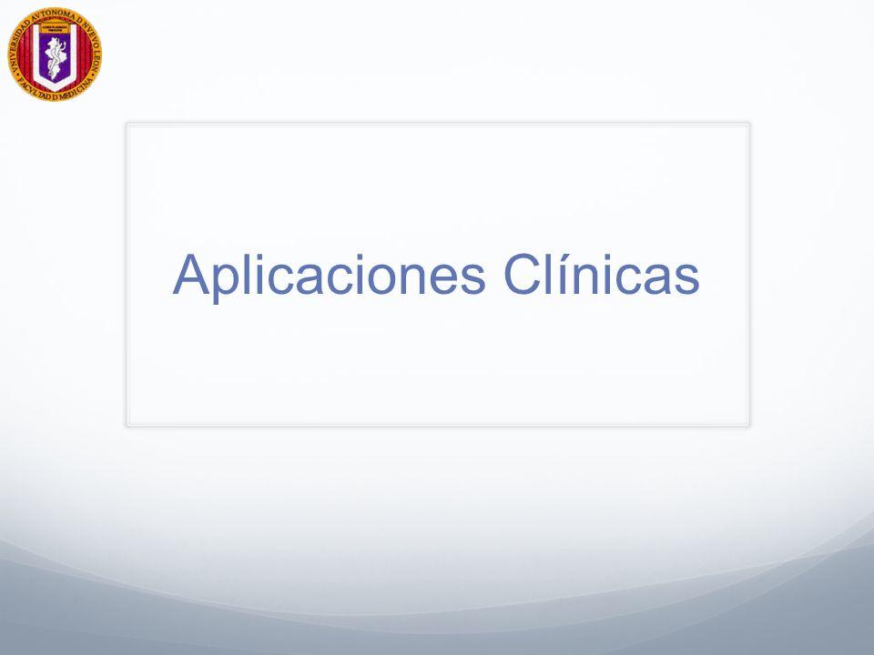 Aplicaciones Clínicas