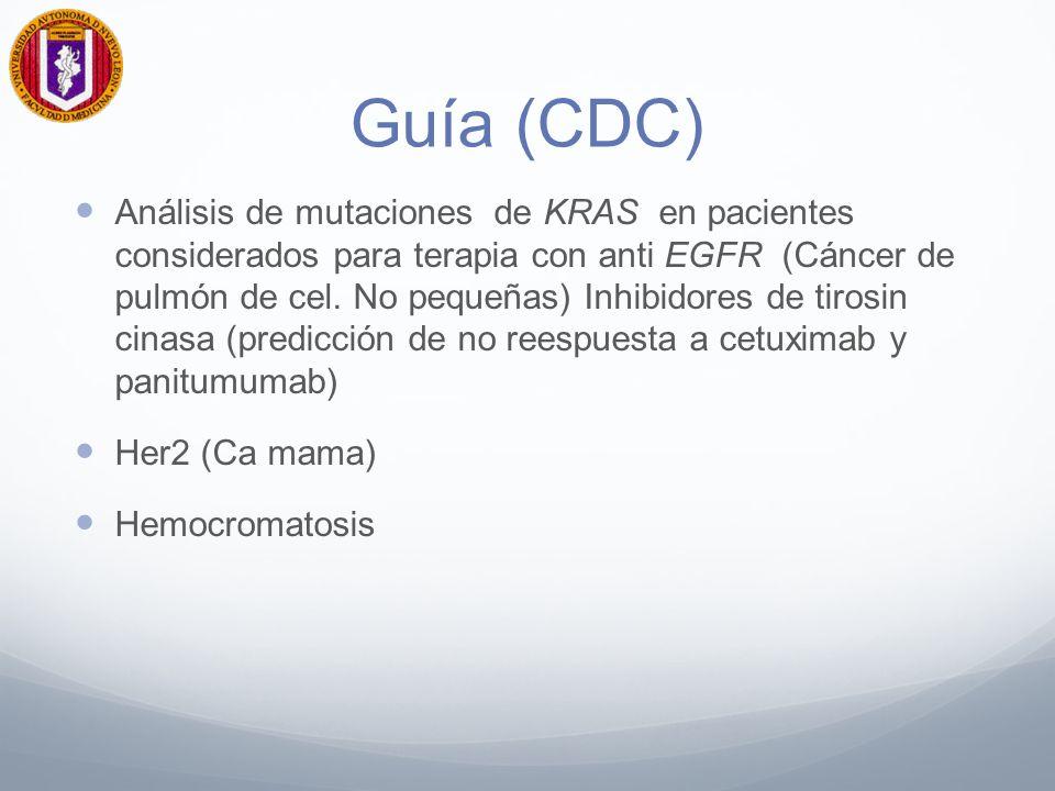 Guía (CDC)