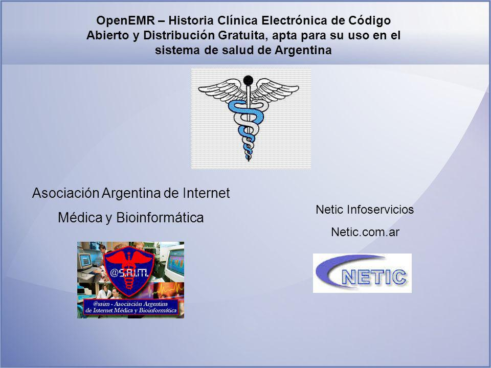 Asociación Argentina de Internet Médica y Bioinformática