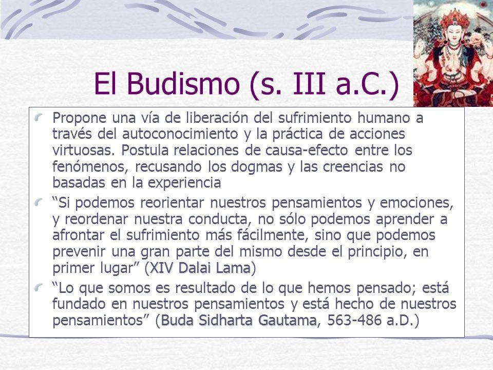 El Budismo (s. III a.C.)