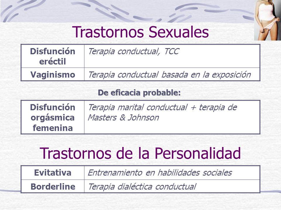 Disfunción orgásmica femenina