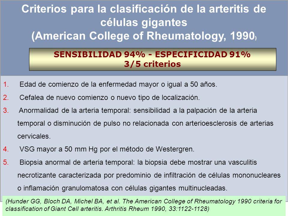 SENSIBILIDAD 94% - ESPECIFICIDAD 91%