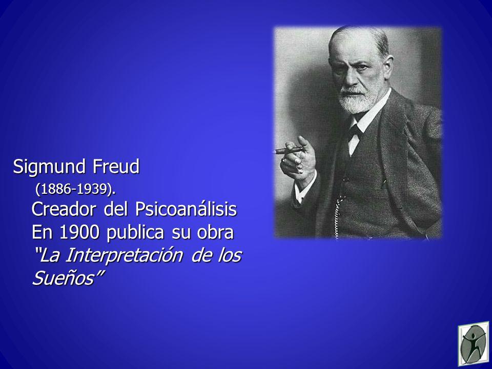 Sigmund Freud (1886-1939).