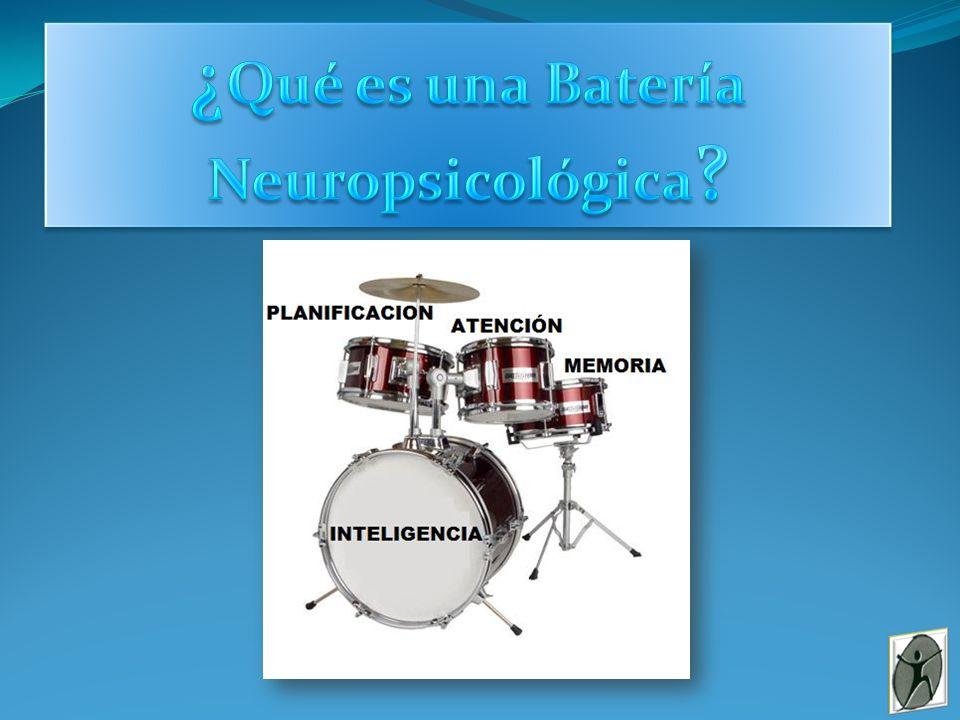 ¿Qué es una Batería Neuropsicológica