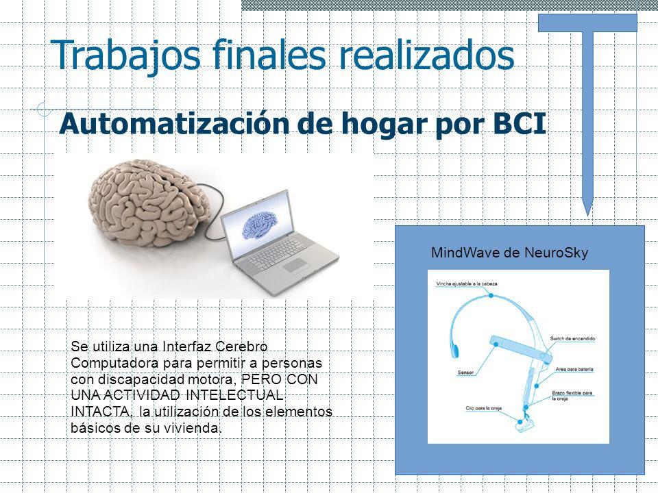 Automatización de hogar por BCI