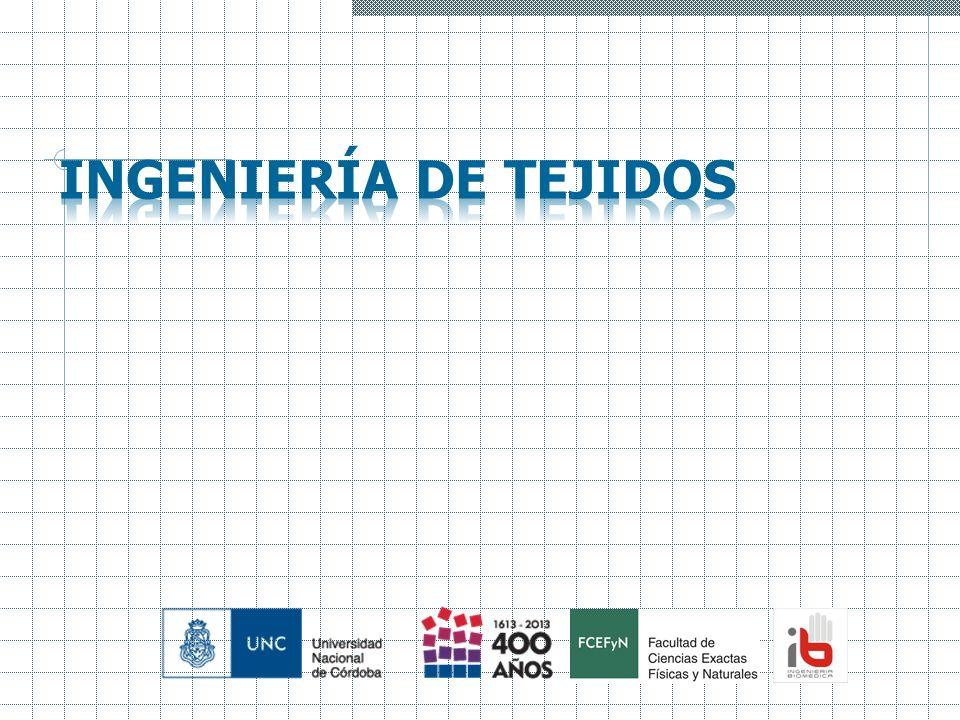 INGENIERÍA DE TEJIDOS