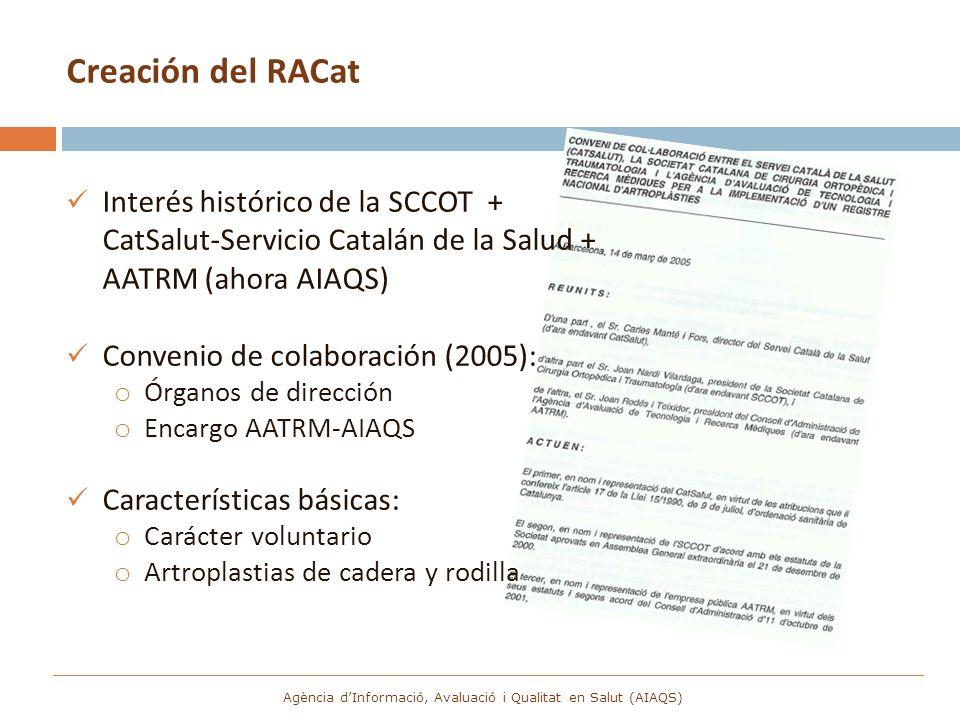 Agència d'Informació, Avaluació i Qualitat en Salut (AIAQS)