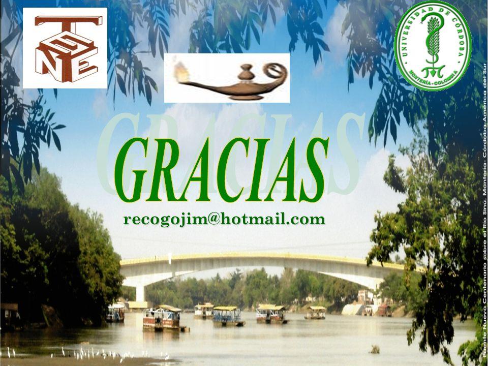 GRACIAS recogojim@hotmail.com