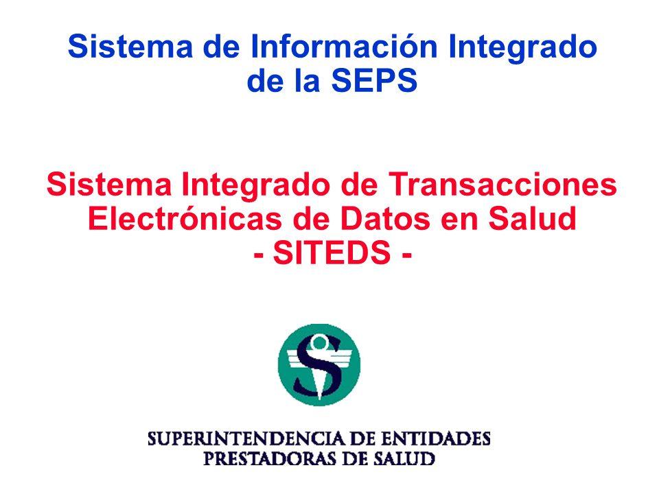 Sistema de Información Integrado de la SEPS