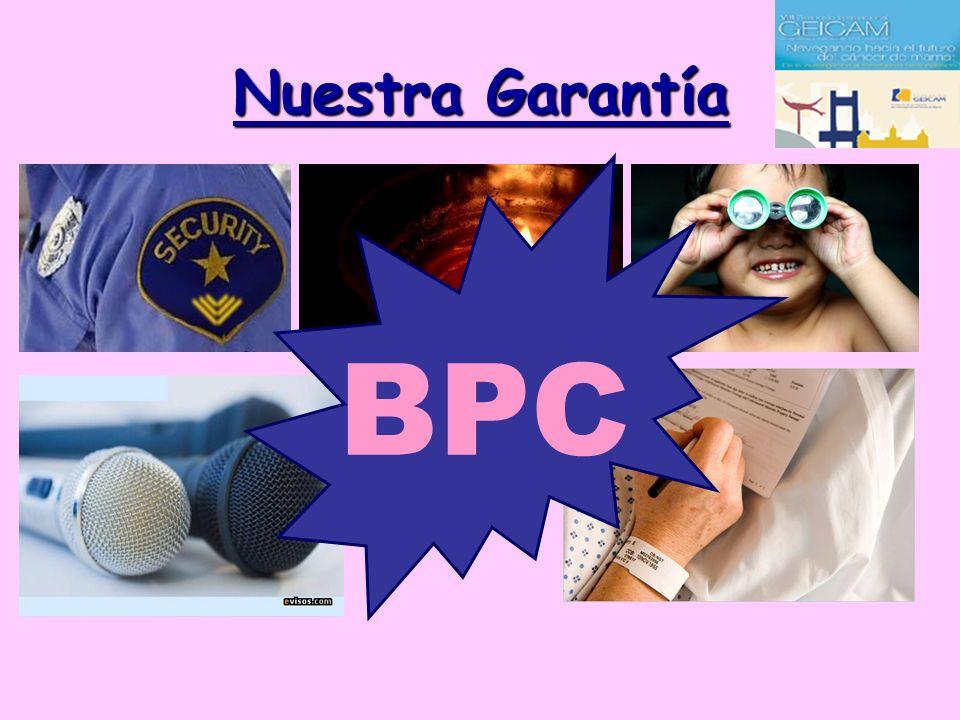 Nuestra Garantía BPC