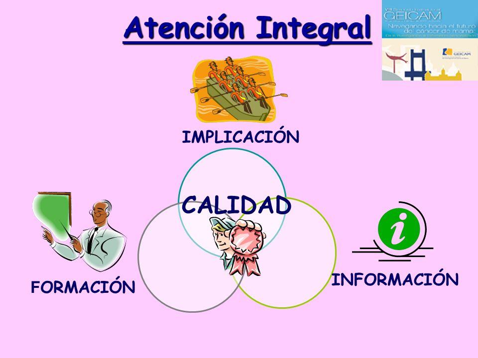 Atención Integral CALIDAD