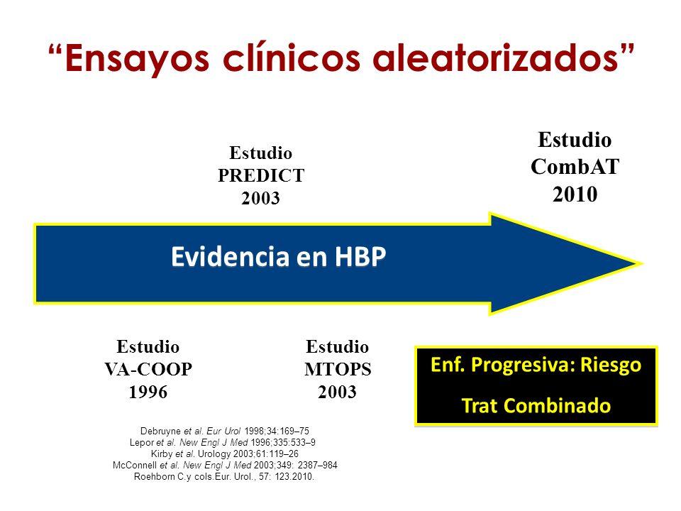 Ensayos clínicos aleatorizados