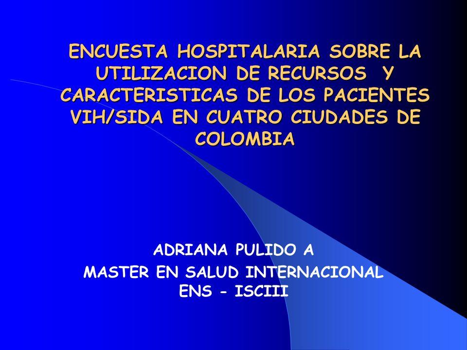 ADRIANA PULIDO A MASTER EN SALUD INTERNACIONAL ENS - ISCIII