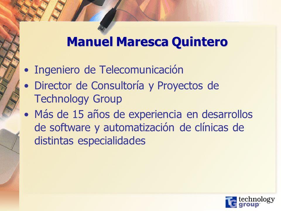 Manuel Maresca Quintero