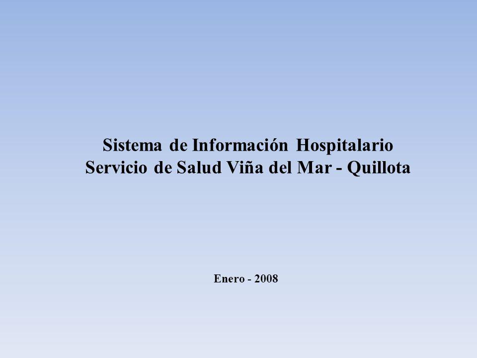 Sistema de Información Hospitalario