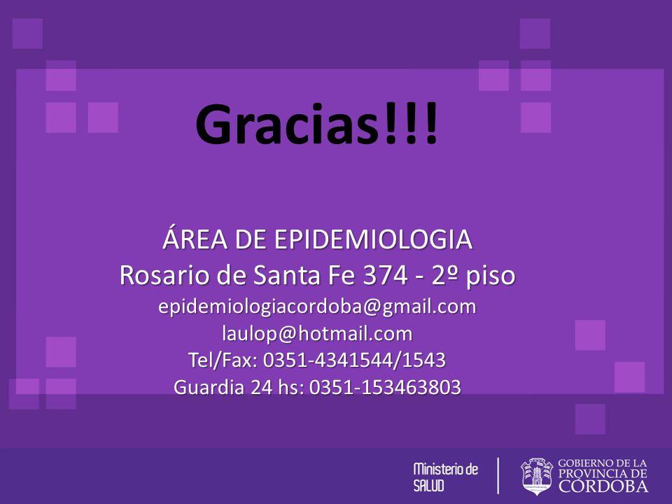 Rosario de Santa Fe 374 - 2º piso