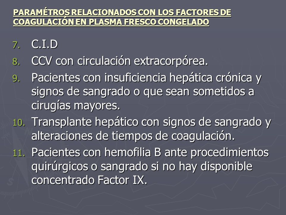 CCV con circulación extracorpórea.
