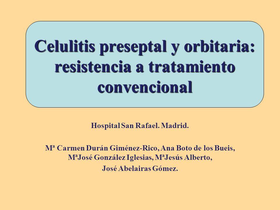 Hospital San Rafael. Madrid.