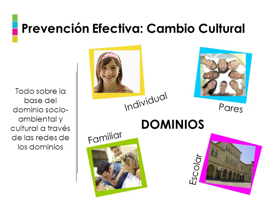 Prevención Efectiva: Cambio Cultural
