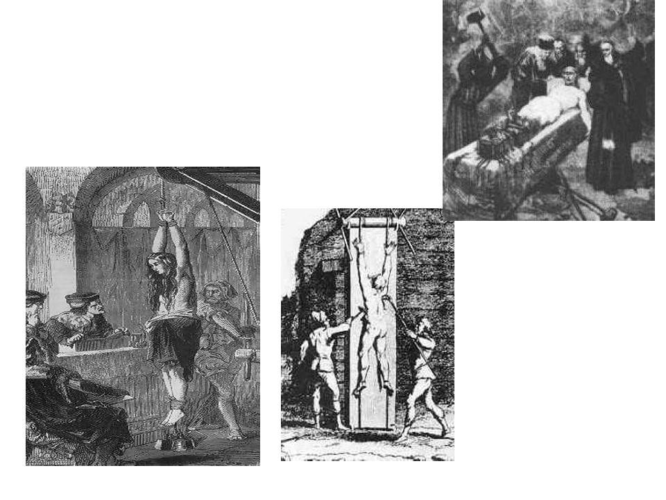 Desde las primeras décadas del siglo XV hasta mediados del siglo XVII, se ejecutaron en Europa entre 200 mil y 500 mil personas por brujería.