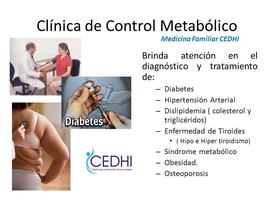 Clínica de Control Metabólico
