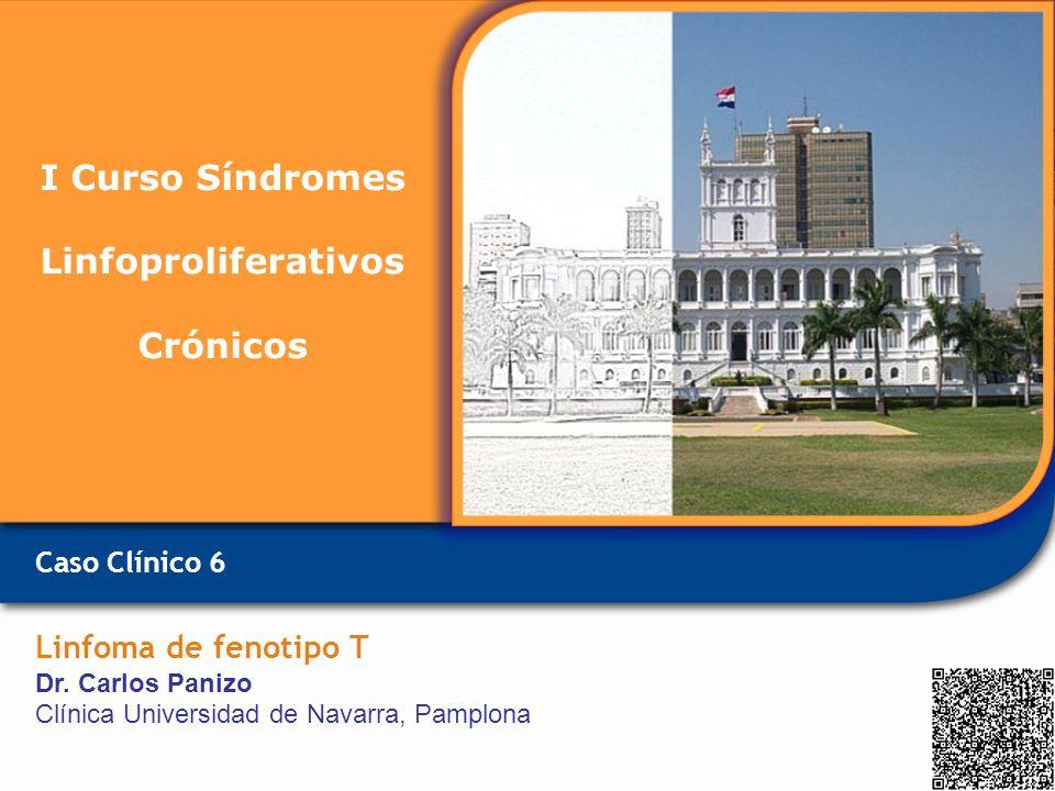 I Curso Síndromes Linfoproliferativos Crónicos