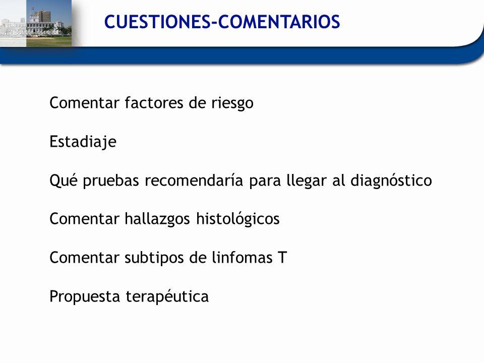 CUESTIONES-COMENTARIOS