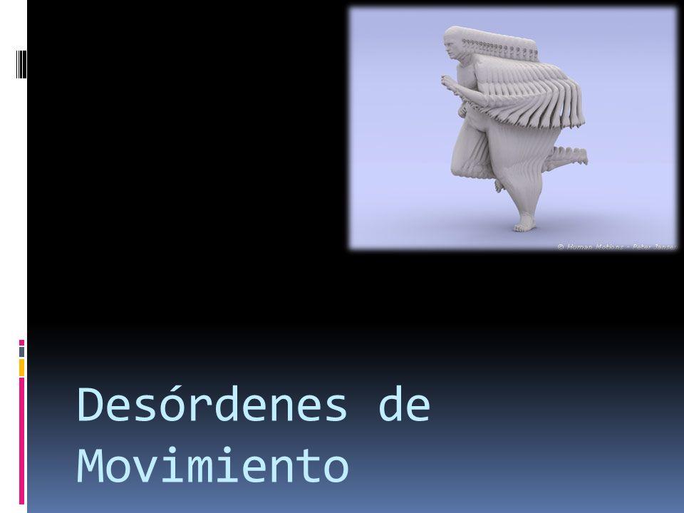Desórdenes de Movimiento