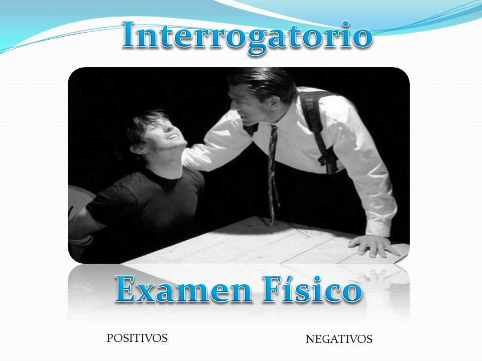 Interrogatorio Examen Físico