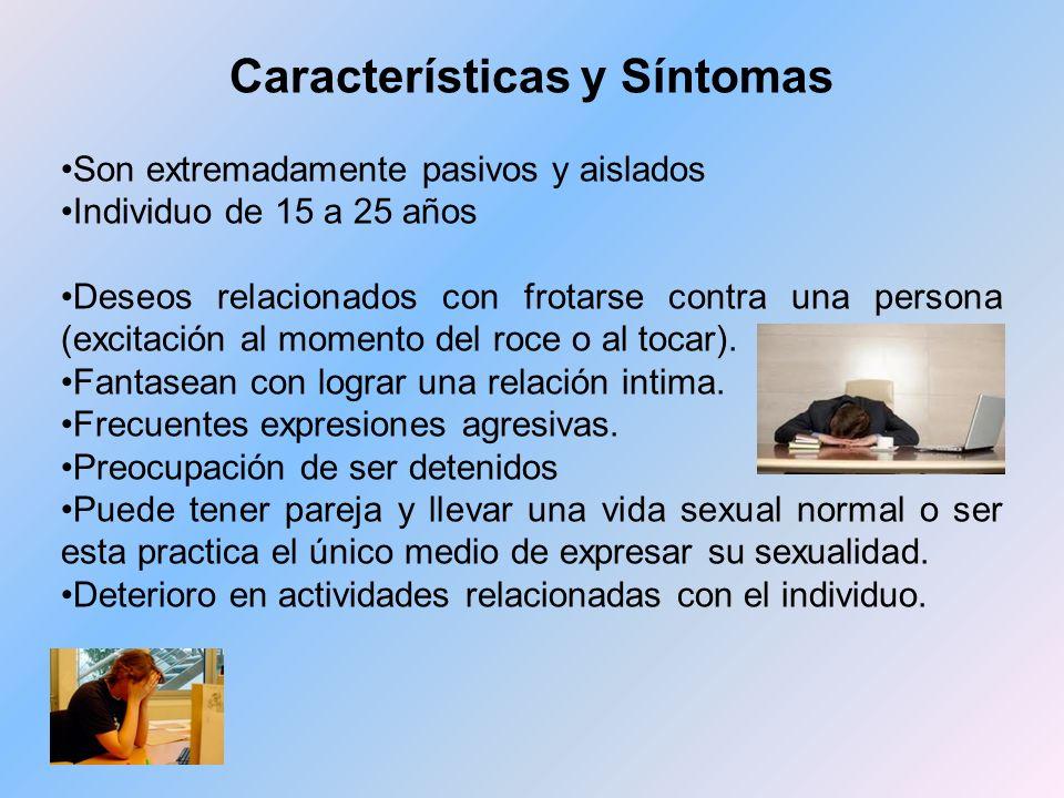 Características y Síntomas