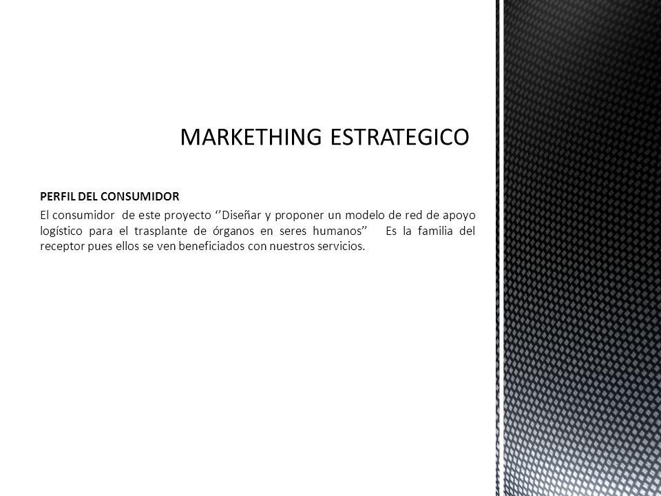 MARKETHING ESTRATEGICO