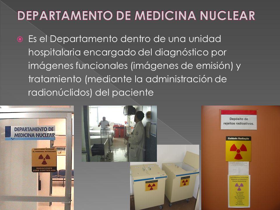 DEPARTAMENTO DE MEDICINA NUCLEAR