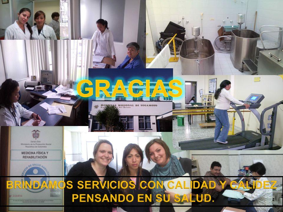BRINDAMOS SERVICIOS CON CALIDAD Y CALIDEZ