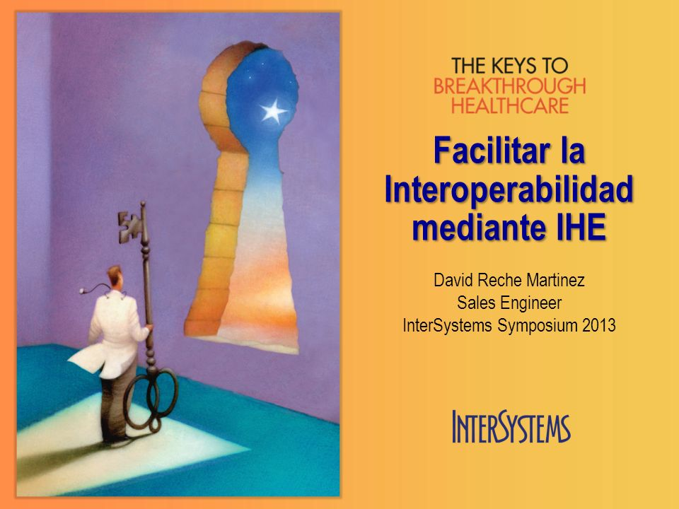 Facilitar la Interoperabilidad mediante IHE