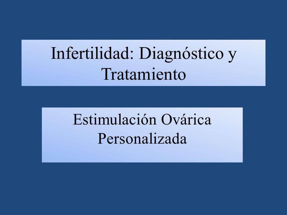 Infertilidad: Diagnóstico y Tratamiento