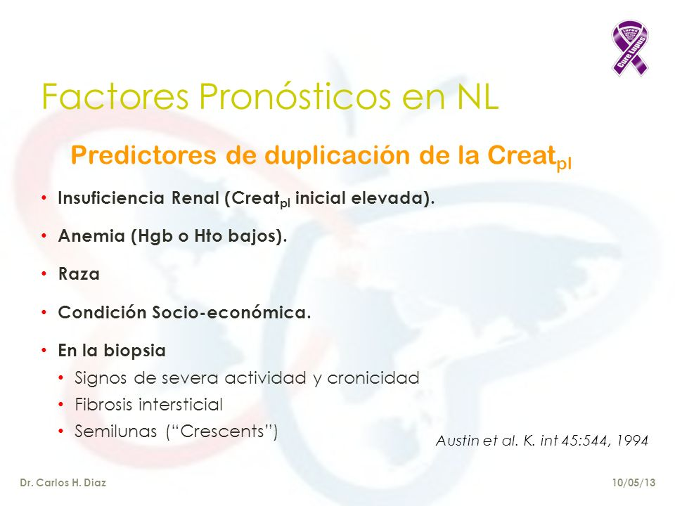 Factores Pronósticos en NL