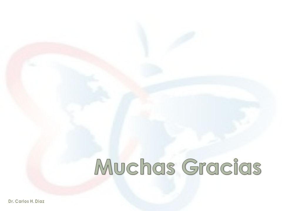 10/05/13 Muchas Gracias Dr. Carlos H. Diaz