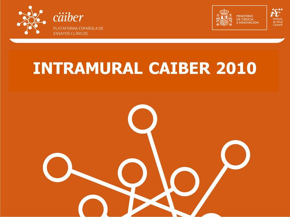 INTRAMURAL CAIBER 2010