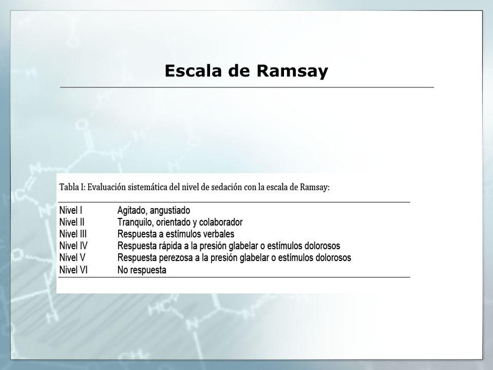 Escala de Ramsay