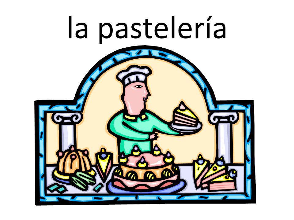la pastelería