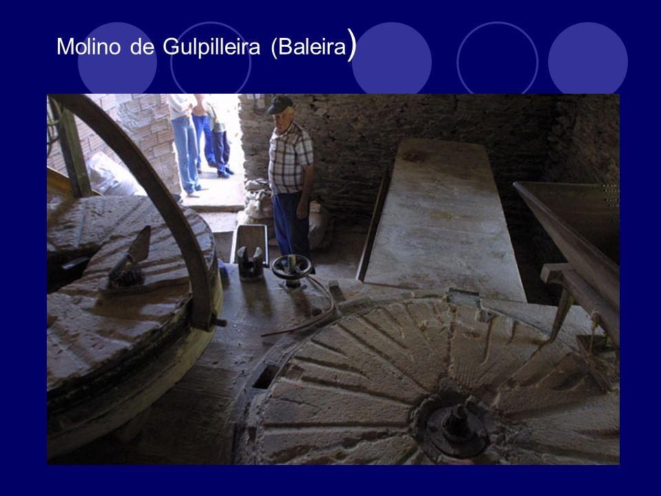 Molino de Gulpilleira (Baleira)