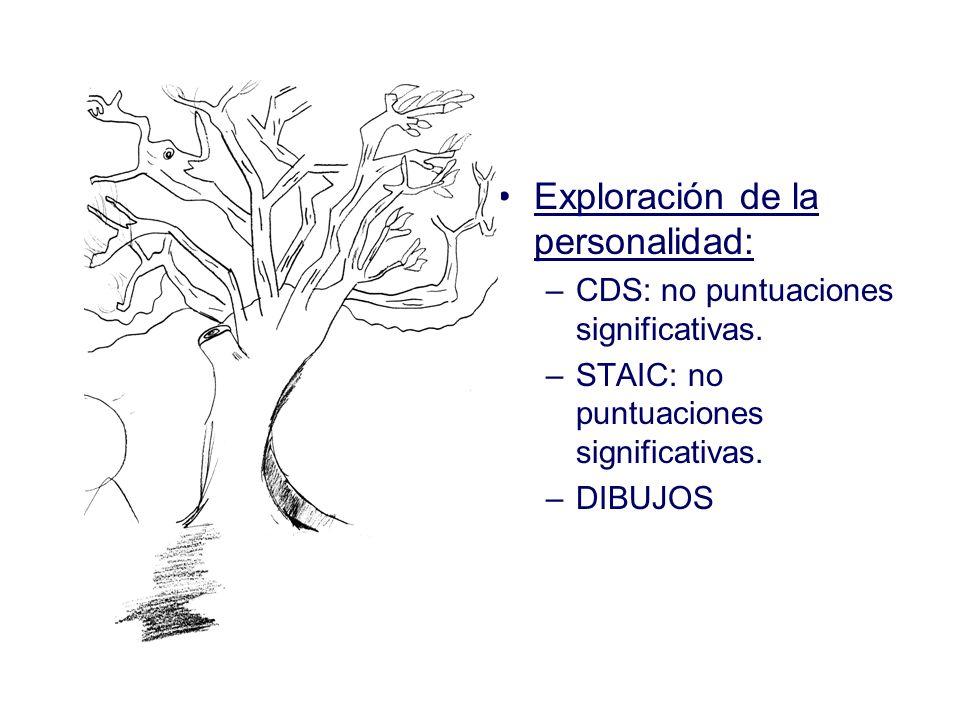 Exploración de la personalidad: