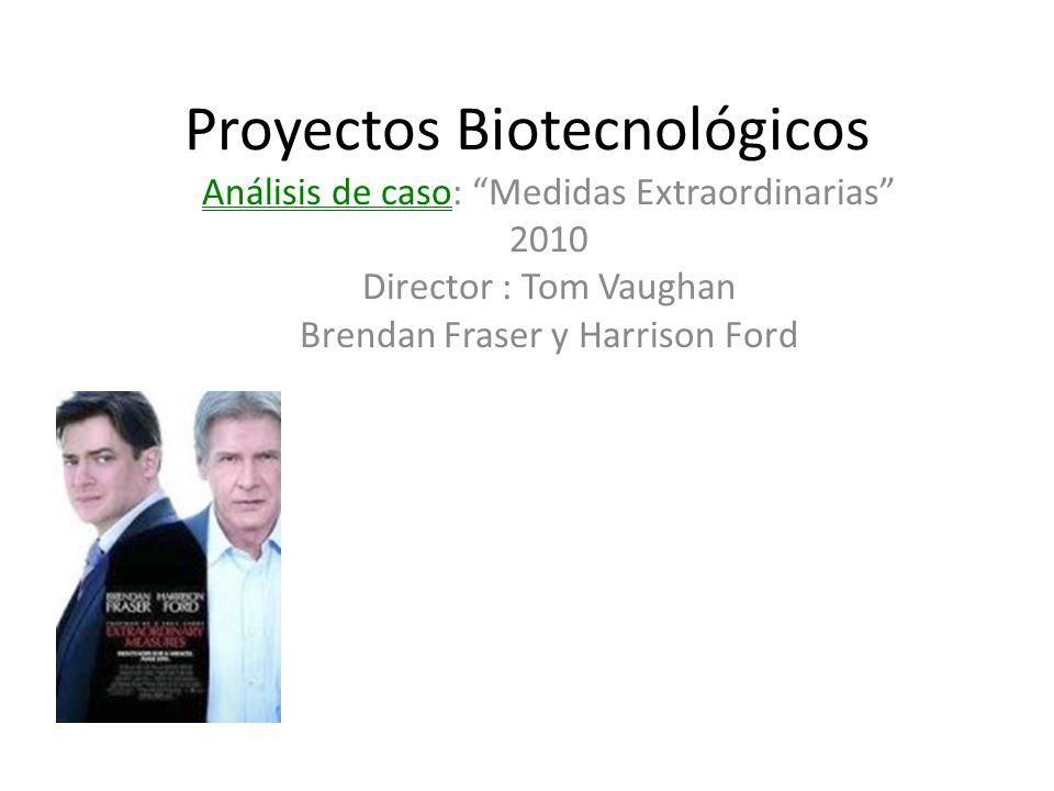 Proyectos Biotecnológicos