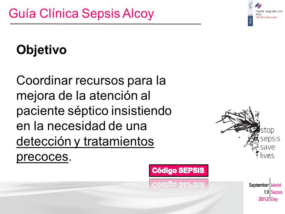Guía Clínica Sepsis Alcoy