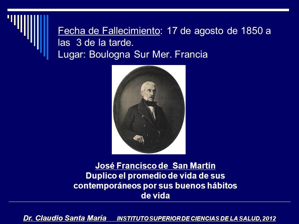 José Francisco de San Martín
